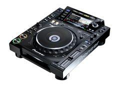 Najwyższej jakości profesjonalny odtwarzacz DJ - CDJ-2000
