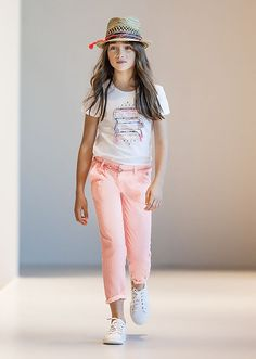 IKKS Kids' Fashion   Girls' Clothes   Spring-Summer Looks
