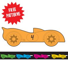 Add details to a long strip of black bulletin board paper so it resembles a racetrack. Label each of several colorful racecar cutouts with different numbers. Place the cars, racetrack, and a hundred chart at a center. A child randomly chooses five cars and places them in numerical order on the racetrack. After verifying his placement by referring to the hundred chart, he removes the cars and chooses five more to play again.