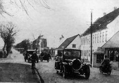 Roskilde Landevej ved Damhuskroen 1931