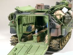 Army Vehicles, Armored Vehicles, Military Weapons, Military Art, Plastic Model Kits, Plastic Models, Fallout 4 Settlement Ideas, 40k Armies, Navy Carriers