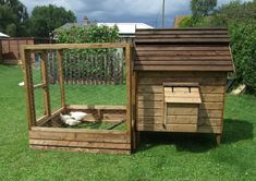 Basics of How to Build a Chicken House | Chicken Coop How to
