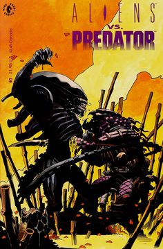 """""""Alien vs. Predator"""""""