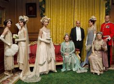 SPOILERS - Downton Abbey Christmas Special