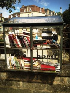 Bookcrossing en Sarlat, Perigord, France