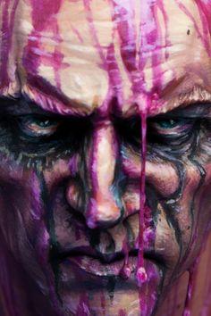 The Phantom by Jaime Chocano · Putty&Paint