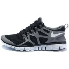 Cheap Nike Free Women s Running Shoe Anthracite Grey White 555affa0c9a