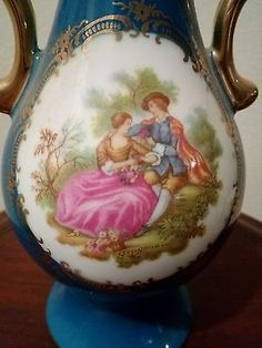 FLORANCE LIMOGES FRANCE PORCELAIN.