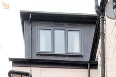 Dormers - construction of full dormer loft conversions - extensions and windows. Design and building plans, Planning Permission if required. Loft Conversion Extension, Dormer Loft Conversion, Manchester, Extensions, Metal Cladding, Dormer Windows, Planning Permission, Loft Ideas, Balconies