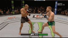 CONOR MCGREGOR NOTORIOUS UFC figther gif