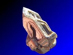 Sylvanite,  (Au,Ag)2Te4, Emperor Mine, Vatukoula, Tavua Gold Field, Viti Levu, Fiji. Size  .23 x .15 x .1 inches