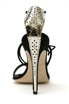 3558fe468c Karen Millen. See more. geometricsleep.: shoes! shoes! shoes! Dream Shoes,  Crazy Shoes, Me