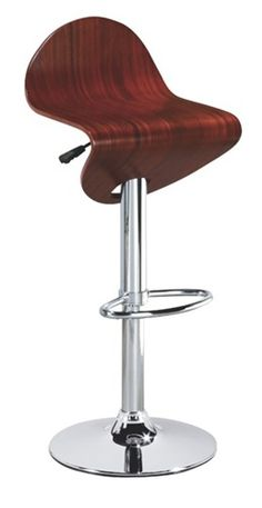 Modern Bar Stool 6004-SO - $90.17 with FREE shipping!