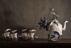 Harm van der Zeeuw ceramics T-time