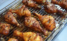 Crispy tandoori chicken