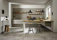 The right tiles for every kitchen #Marazzi #ModenaFliser