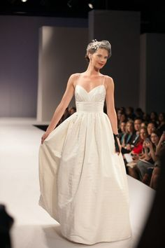 25 Drop Dead Gorgeous Fall 2013 Wedding Dresses by Anne Barge | OneWed