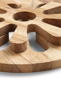 It's a Puzzle Trivet Set, #ModCloth