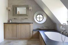 Bathroom in Belgium - the Belgian Style.
