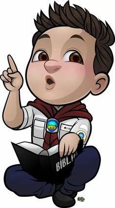 Manado, Powerpoint Background Design, Cute Cartoon Wallpapers, Emoticon, Boy Scouts, Sunday School, Chibi, Clip Art, Adventure