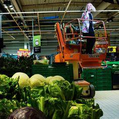 """Gaëlle, Directrice de magasin chez Carrefour Étampes : """"L'optimisme c'est tout simplement le sourire d'une cliente ou le professionnalisme de mes collaborateurs"""" - Journée des Droits de la Femme"""