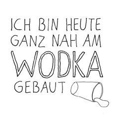 Magnet Wodka