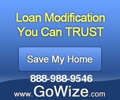 GoWize helps thousands of consumers just like you with:      Credit Card Relief     Credit Repair     Auto Loan Modifications     Mortgage Loan Modification     Bi-weekly Mortgage Acceleration     Mortgage Refinancing  (888) 988-9546