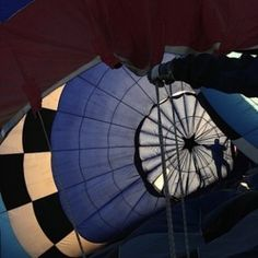 A Look Inside The Great Mississippi River Balloon Race