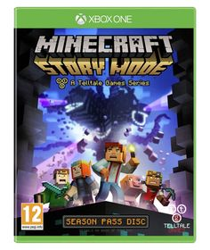 Buy Minecraft Story Mode - Xbox One at Argos.co.uk - Your Online Shop for Xbox One games.