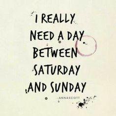 Weekend XL
