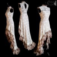 dress art nouveau inspired, somnia romantica by SomniaRomantica