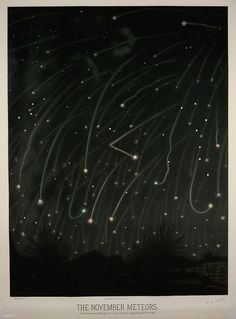The Trouvelot Astronomical Drawings (1882) | The Public Domain Review