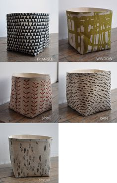 SMALL STORAGE BOX by bookhouathome on Etsy