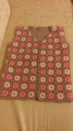 Bohemian Rug, Crochet, White Blouses, Jackets, Peso De Porta, Crocheting, Tejidos, Ganchillo, Knits