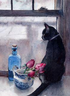 Anna Tikhomirova - Watching the Rain