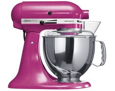 Maybe not right now, maybe not this exact color - but someday, when I grow up, I want to have a real kitchen aid like this