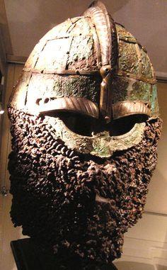 Helm from Valsgärde, Grave 8, 7th century