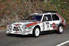 """Lancia Delta S4 """" Martini """""""