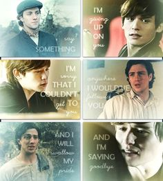 // The Infernal Devices // Will Herondale and Jem Carstairs //