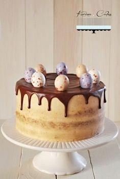 Veľkonočná mrkvová torta bez múky so škoricovým krémom Mini Cupcakes, Tiramisu, Cake Recipes, Vegetarian Recipes, Cheesecake, Food And Drink, Gluten Free, Sweets, Ethnic Recipes