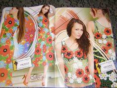 Crochet patterns magazine DUPLET 100  jackets Irish lace by sneg78