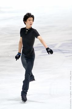 Yuzuru Hanyu Finlandia Trophy 2012, Men Free Skating Practice