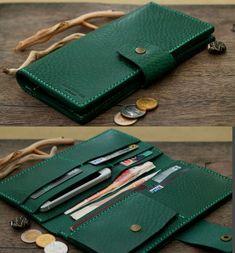 Leather Wallet Clutch, Leather Wallet, Women Wallet, Women Clutch, Gifts For Women  164,00 US$
