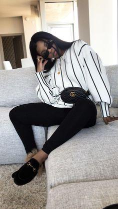 Black Girl Fashion, Look Fashion, Fashion Outfits, Fashion Trends, Urban Fashion Girls, Cute Casual Outfits, Stylish Outfits, Fall Outfits, Look Blazer