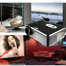 Imagen de artículo Long Lamp, Lcd Projector, Home Theater, Turntable, Multimedia, Usb, Gaming, Shopping, Home Theaters