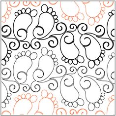 """A single row is 8.5"""" wide– printed with two rows – 144"""" long   © 2012 Patricia Ritter * This design is available in both paper and digital. Please select your preference below. NOTE:This is a SPECIAL ORDER paper pantograph - Please allow additional time for printing and shipping. All digital designs include the following conversions: CQP, DXF, HQF, IQP, MQR, PAT, QLI, SSD, TXT, WMF and 4QB or PLT. Most designs also include a DWF, GIF and PDF. This pattern was converted by ..."""