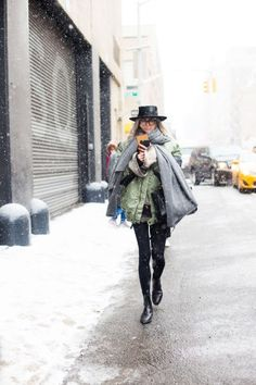 New York Street Style: The Best Fall 2016 Looks to Copy Now | StyleCaster