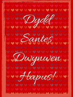 Why not make these simple Day shortbread biscuits to celebrate Saint Dwynwen's Day / Dydd Santes Dwynwen
