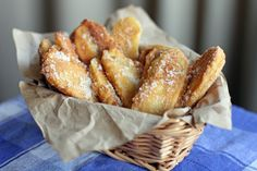 Recipe: Maruya or Banana Fritters - are battered bananas deep fried then sprinkled with sugar before serving.