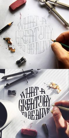 Travel Lettering on Behance